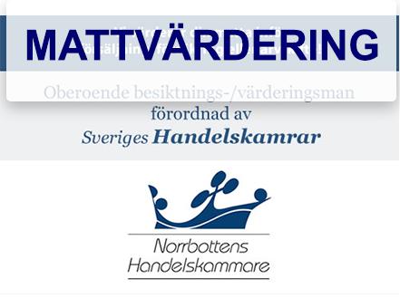 Mattvardering